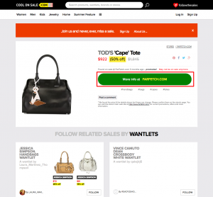 TOD S  Cape  Tote  on sale at FarFetch.com   Coolonsale
