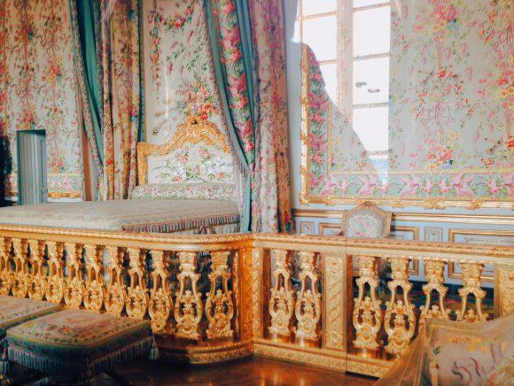 ロココなヴェルサイユ宮殿