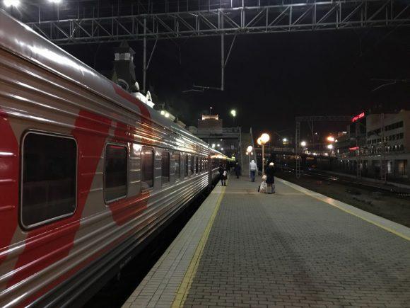 シベリア鉄道でロンドンまで3日目の日記
