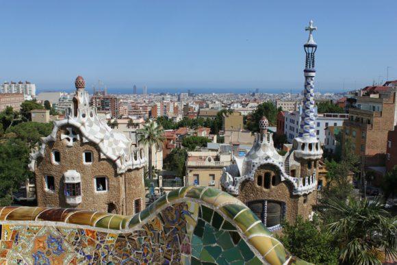 初めての一人海外はバルセロナでした