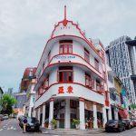 シンガポールのポテトヘッド
