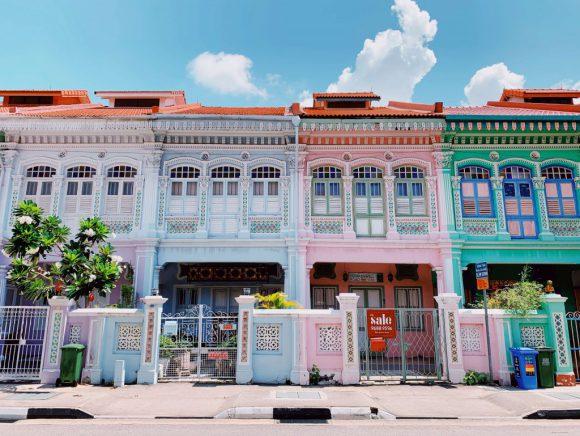 シンガポール カトン地区7