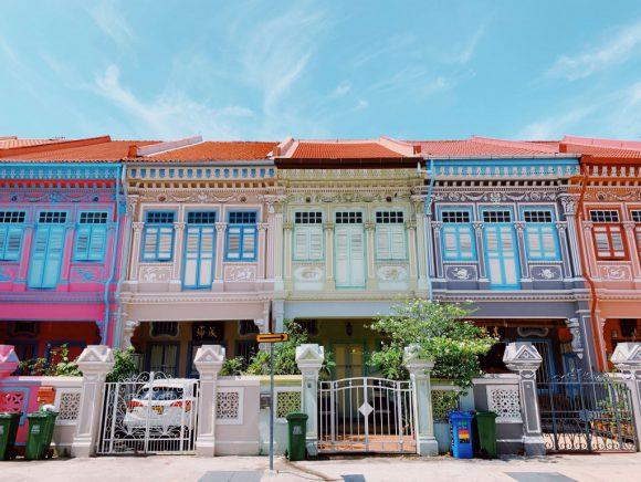 シンガポール カトン地区8