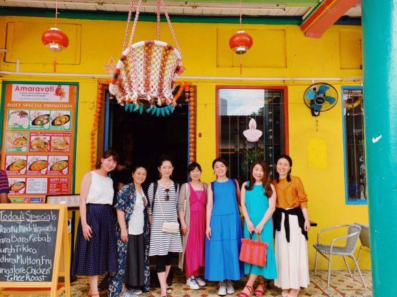 シンガポール インドレストラン2