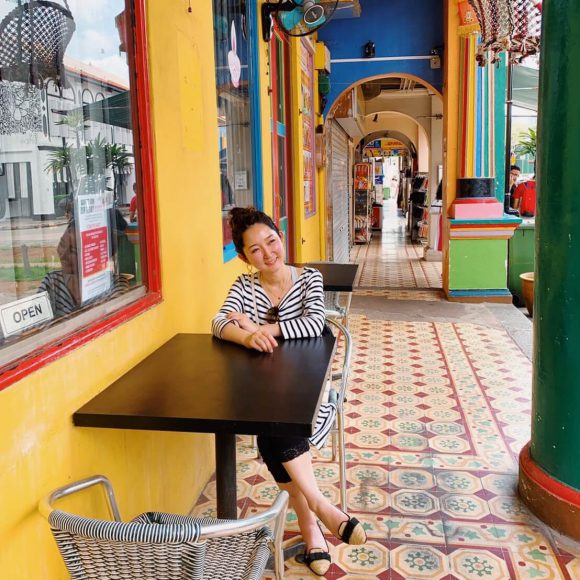 シンガポール インドレストラン3